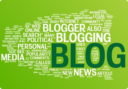 چگونگی ساخت وبلاگ