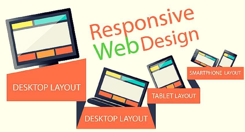 طراحی وب سایت ریسپانسیو