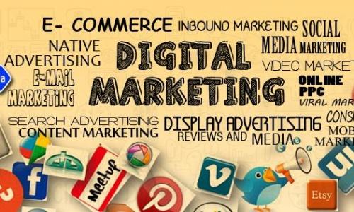 تاثیر طراحی سایت در دیجیتال مارکتینگ