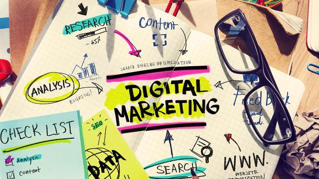 روش های بازاریابی دیجیتالی