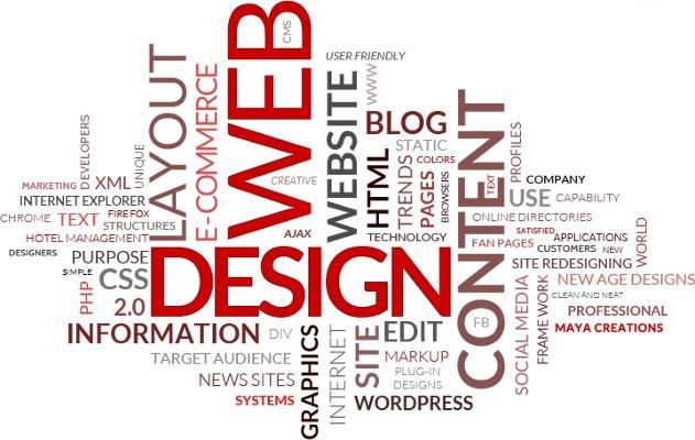 ساخت وب سایت حرفه ای
