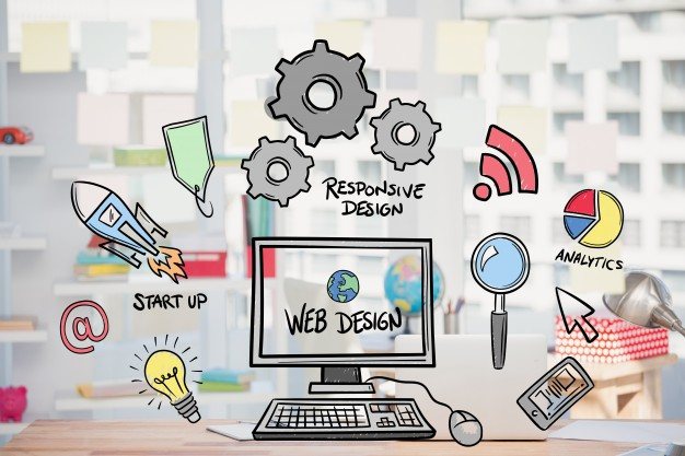 ساخت رزومه حرفه ای برای شرکت طراحی سایت