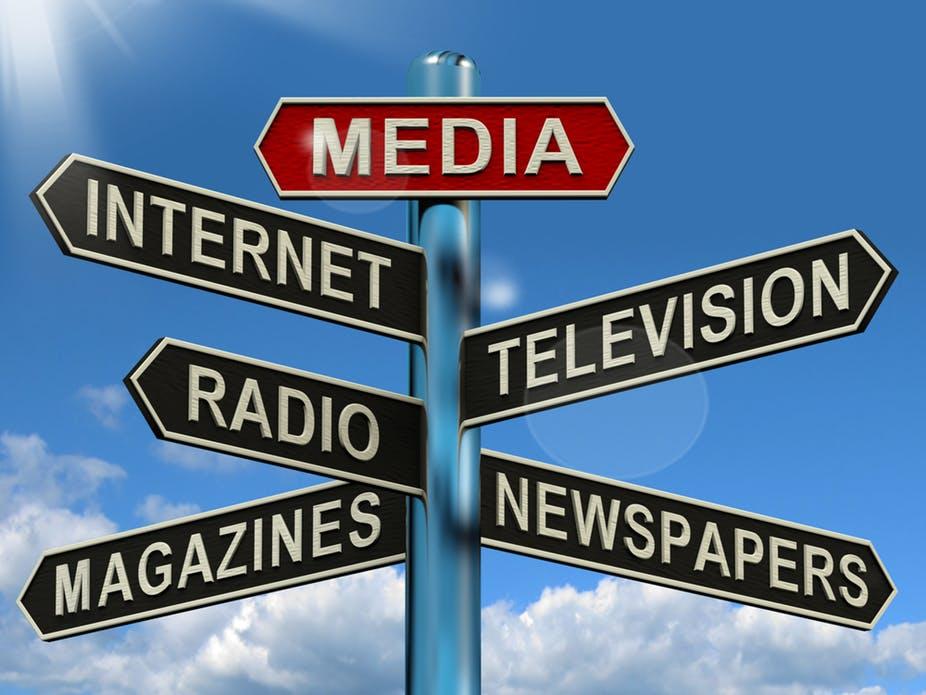 ارتباطات رسانه ای