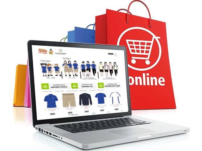 تبلیغات فروشگاه اینترنتی