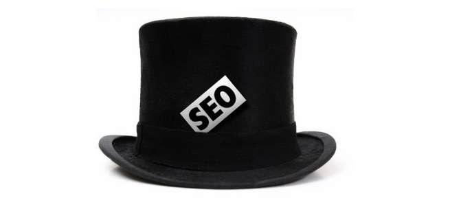 کلاه سیاه در سئو