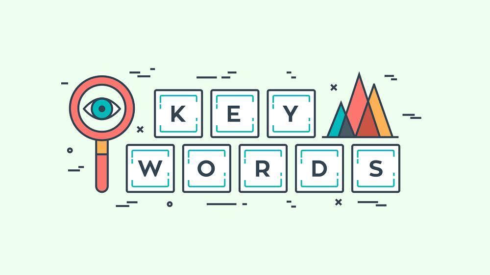 انتخاب کلمات کلیدی