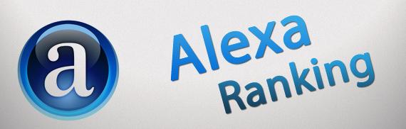 رنکینگ الکسا