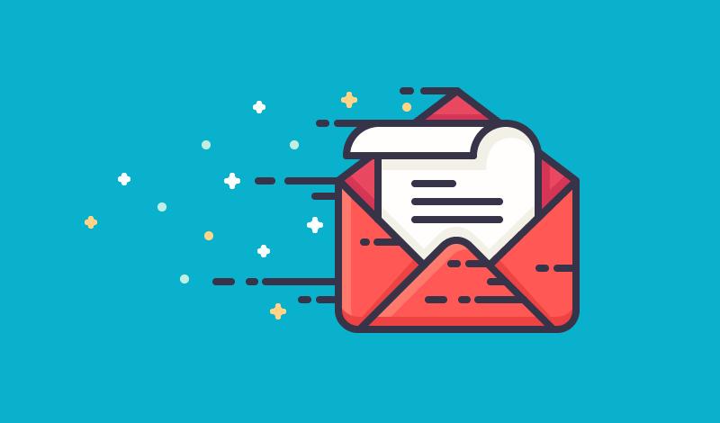 امکان ارسال خبرنامه در طراحی سایت