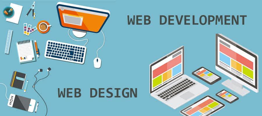 تغییر دامین و طراحی سایت جدید
