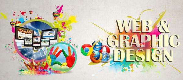 تاثیر طراحی گرافیکی بر روی سایت