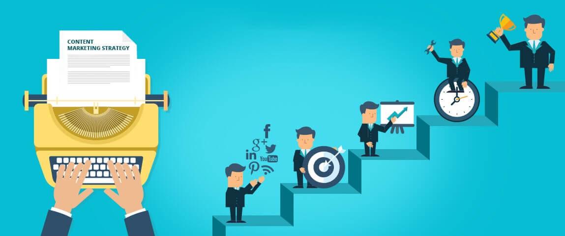طراحی سایت-تاثیر و کاربرد محتوا نویسی برای جذب مشتری در طراحی سایت