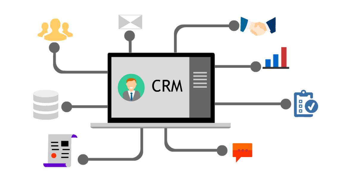 طراحی سایت-مدیریت ارتباط با مشتری(crm)