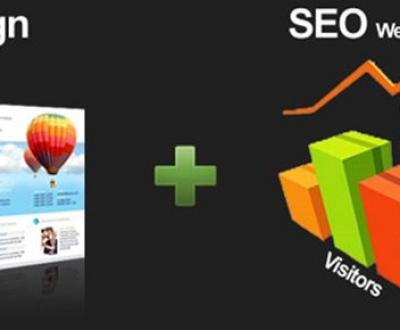 طراحی سایت و افزایش بازدید کننده سایت
