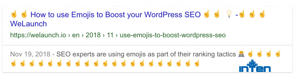 طراحی سایت-نحوه استفاده از Emojis برای تقویت سئو وردپرس