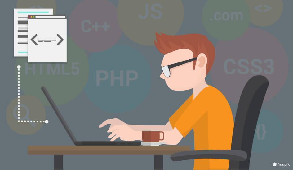 طراحی سایت- Web Developer