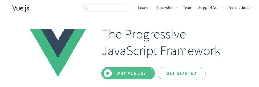 طراحی سایت-8 فریم ورک جذاب جاوا اسکریپت برای یادگیری در سال 2019