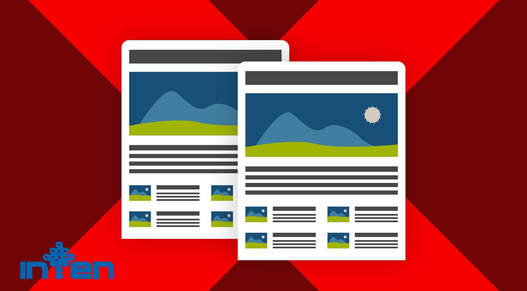 طراحی سایت-تاثیر محتوای تکراری بر سئو سایت