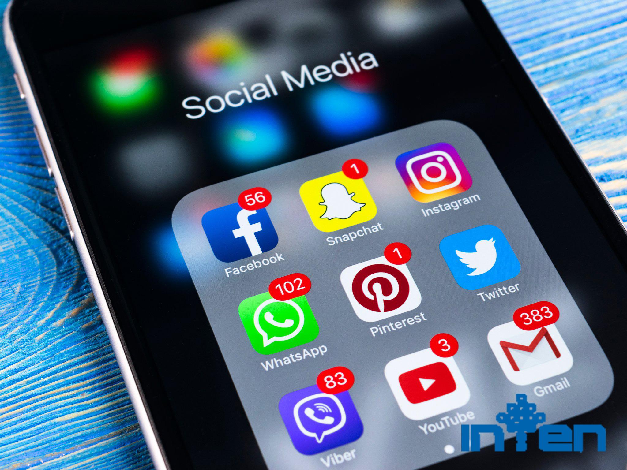 طراحی سایت-تاثیر رسانه های اجتماعی در بازاریابی B2B