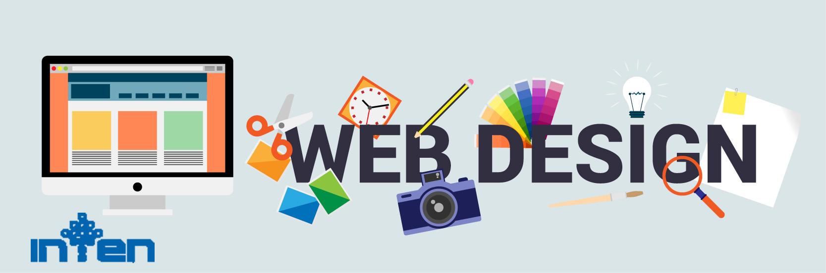 طراحی سایت-هزینه طراحی سایت ارزان در اینتن