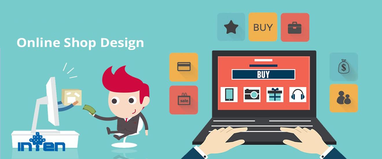 طراحی سایت-معرفی سایت فروشگاهی و نمونه کار سایت فروشگاهی