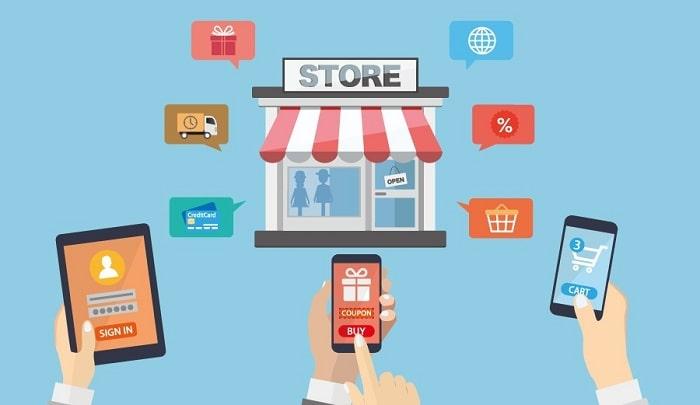 طراحی سایت-سیستم فروشگاه آنلاین
