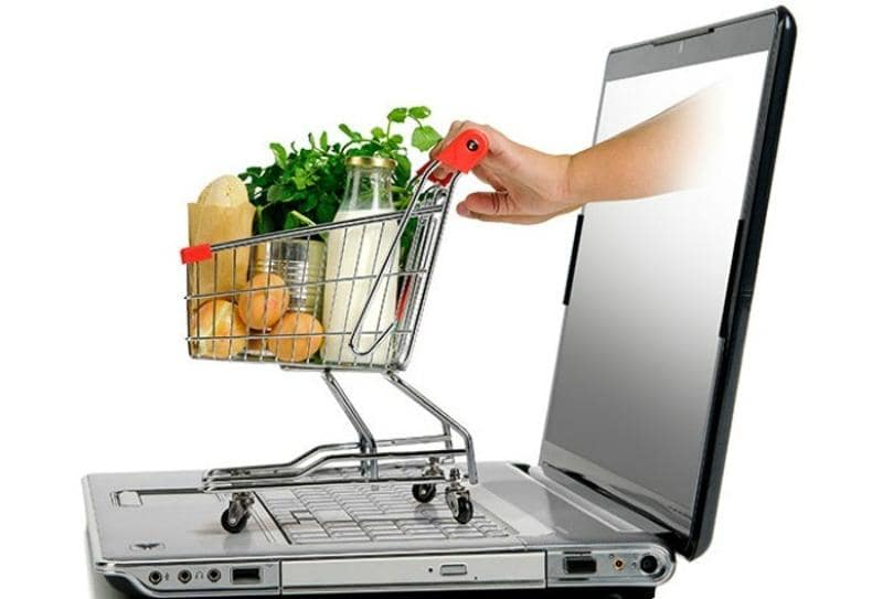 طراحی سایت-راه اندازی فروشگاه اینترنتی مواد غذایی