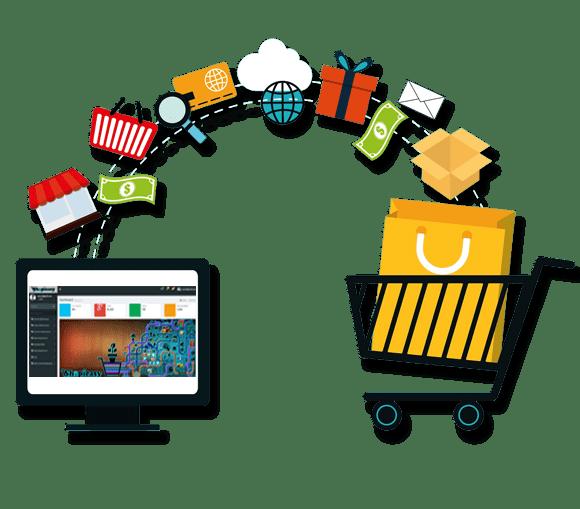 طراحی سایت-راه اندازی سوپرمارکت اینترنتی