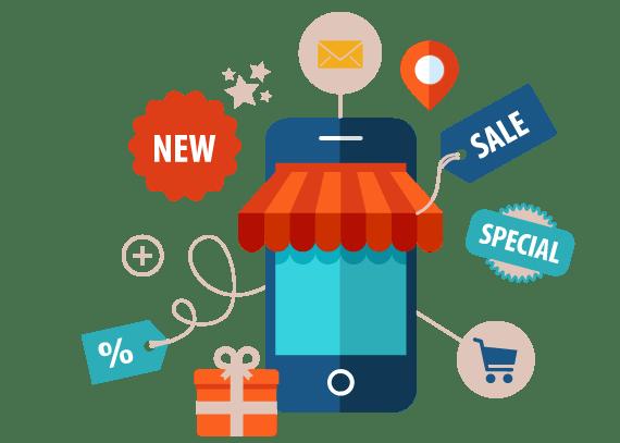 طراحی سایت-راهکارهای فروشگاه اینترنتی