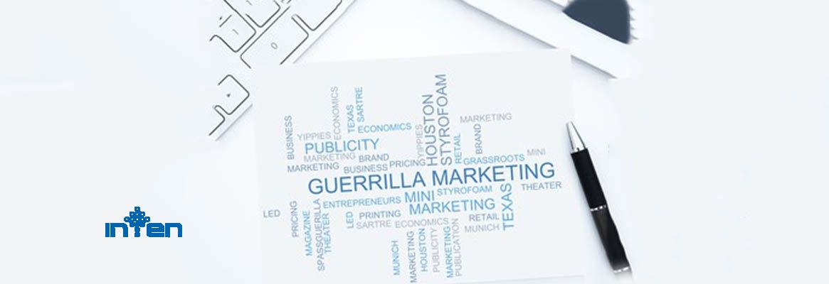 طراحی سایت-بازاریابی چریکی
