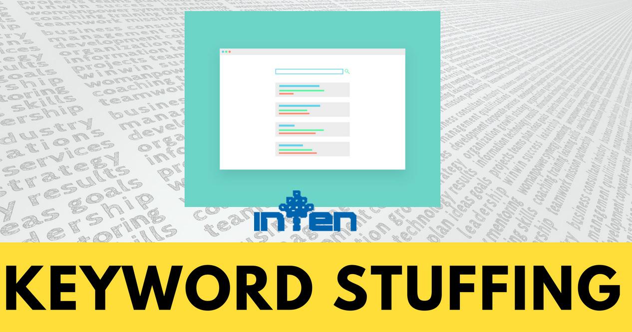 طراحی سایت-تاثیرات Keyword Stuffing بر روی سئوی سایت شما