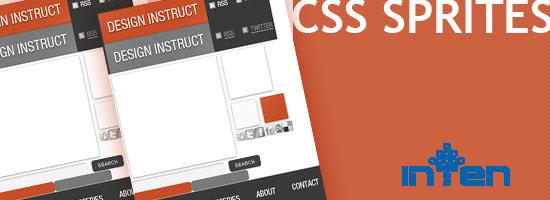 طراحی سایت-CSS Sprites چیست؟