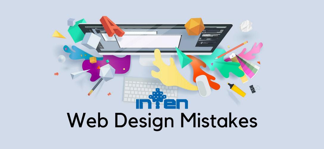 طراحی سایت-7 مورد از اشتباهات فکری طراحی وب سایت