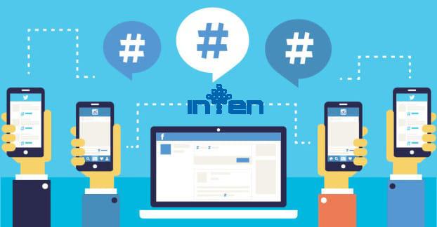 طراحی سایت-بازاریابی هشتگ و استراتژی هایی برای جلب مخاطبان