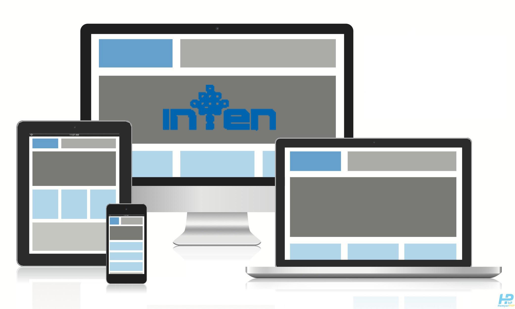 طراحی سایت-امکانات و ویژگی های وب سایت