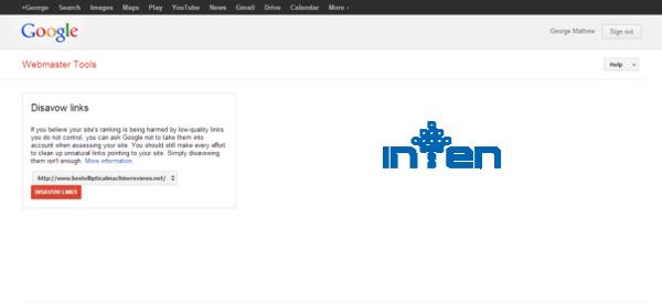 طراحی سایت-Disavow کردن بک لینک های اسپم