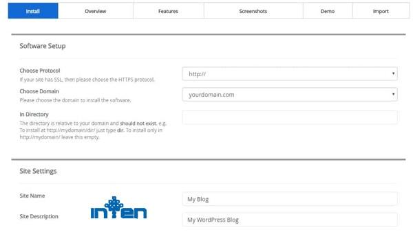 طراحی سایت-cPanel