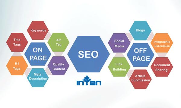 طراحی سایت-9 استراتژی سئو off-page و سئو on-page