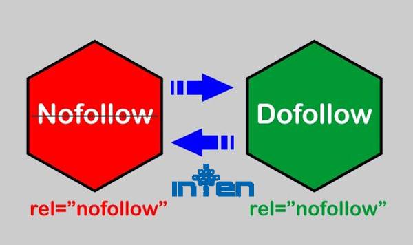 طراحی سایت-تفاوت لینک های Nofollow و Dofollow