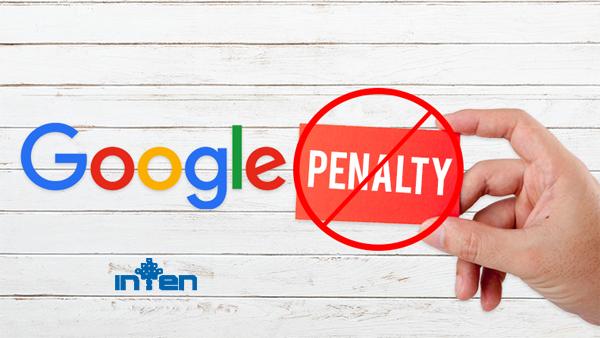 طراحی سایت-پنالتی شدن سایت توسط گوگل