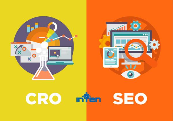 طراحی سایت- استراتژی CRO و SEO