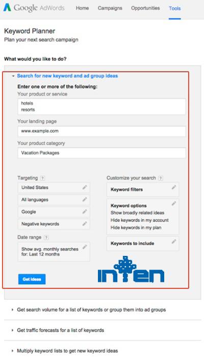 طراحی سایت-8 ابزار برای یافتن کلمات کلیدی مناسب سئو