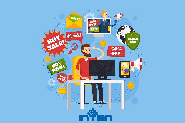 طراحی سایت-تبلیغات آزار دهنده دیجیتال از دیدگاه کاربران کدامند؟