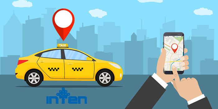 طراحی سایت تاکسی اینترنتی