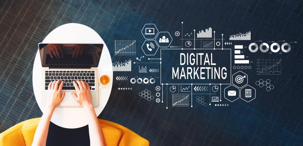 دوره مجازی آموزش دیجیتال مارکتینگ