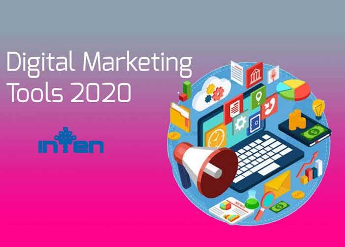 7 مورد از بهترین ابزارهای دیجیتال مارکتینگ در سال 2020