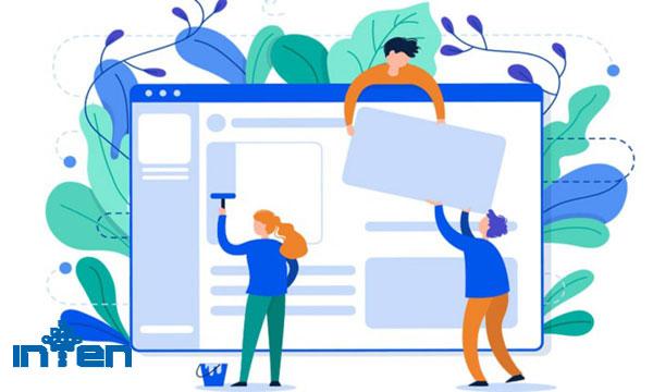 طراحی سایت صرافی آنلاین خرید و فروش ارزهای دیجیتال